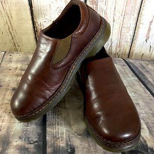 Dr. Martens Brown Orson Leather Loafer Slip-On 11